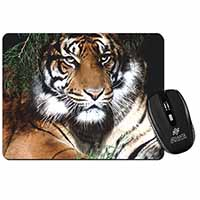 Bengal Tiger in Sunshade Computer Mouse Mat Birthday Gift Idea