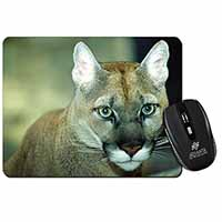 Stunning Big Cat Cougar Computer Mouse Mat Birthday Gift Idea