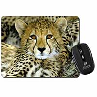 Baby Cheetah Computer Mouse Mat Birthday Gift Idea