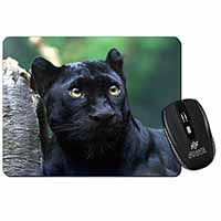 Black Panther Computer Mouse Mat Birthday Gift Idea