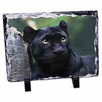 Black Panther Photo Slate Christmas Gift Idea