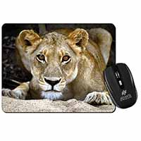 Lioness Computer Mouse Mat Birthday Gift Idea
