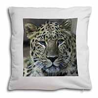 Leopard Soft Velvet Feel Scatter Cushion