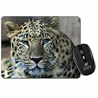 Leopard Computer Mouse Mat Birthday Gift Idea