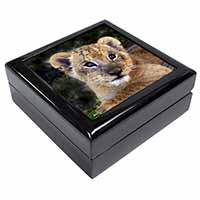Cute Lion Cub Keepsake/Jewel Box Birthday Gift Idea