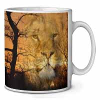 Lion Spirit Watch Coffee/Tea Mug Gift Idea