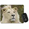 White Lion Computer Mouse Mat Christmas Gift Idea