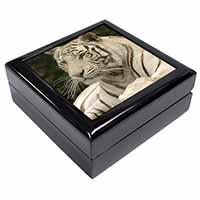 White Tiger Keepsake/Jewellery Box Christmas Gift