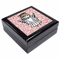 Christmas Angel Keepsake/Jewellery Box Birthday Gift Idea