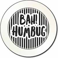 Christmas - Bah! Humbug Car/Van Permit Holder/Tax Disc Gift