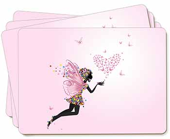 Fairy with Butterflies Picture Placemats in Gift Box