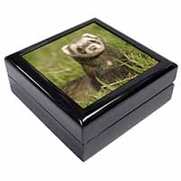 Polecat Ferret Keepsake/Jewellery Box Christmas Gift