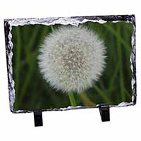 Dandelion Fairy Photo Slate Christmas Gift Ornament