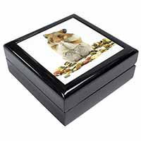 Lunch Box Hamster Keepsake/Jewellery Box Christmas Gift