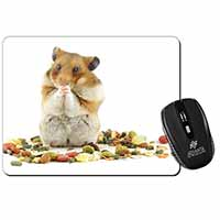 Lunch Box Hamster Computer Mouse Mat Christmas Gift Idea