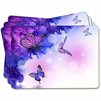 ButterFlies Picture Placemats in Gift Box
