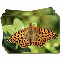 Butterflies, Tiger Moth Butterfly Picture Placemats in Gift Box
