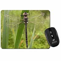 Dragonfly Print Computer Mouse Mat Birthday Gift Idea