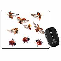 Flying Ladybirds Computer Mouse Mat Birthday Gift Idea