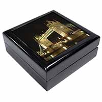 London Tower Bridge Print Keepsake/Jewellery Box Christmas Gift