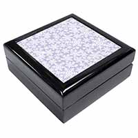 Snow Flakes Keepsake/Jewellery Box Birthday Gift Idea