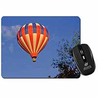 Hot Air Balloon Computer Mouse Mat Birthday Gift Idea