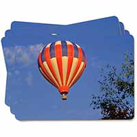 Hot Air Balloon Picture Placemats in Gift Box