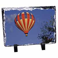 Hot Air Balloon Photo Slate Photo Ornament Gift