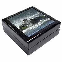 Jet Ski Skiier Keepsake/Jewel Box Birthday Gift Idea