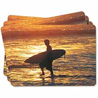 Sunset Surf Picture Placemats in Gift Box