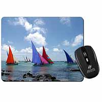 Sailing Regatta Computer Mouse Mat Christmas Gift Idea
