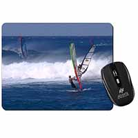 Wind Surfers Surfing Computer Mouse Mat Birthday Gift Idea