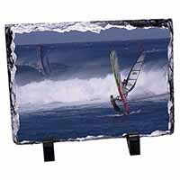 Wind Surfers Surfing Photo Slate Christmas Gift Idea