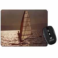 Wind Surfing Computer Mouse Mat Birthday Gift Idea
