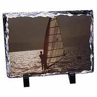 Wind Surfing Photo Slate Photo Ornament Gift