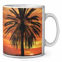 Tropical Palm Sunset Coffee/Tea Mug Gift Idea