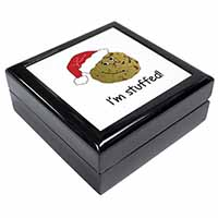 Chirstmas Stuffing Ball Keepsake/Jewellery Box Birthday Gift Idea