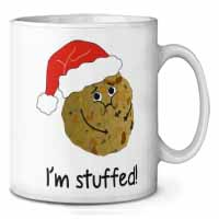Chirstmas Stuffing Ball Coffee/Tea Mug Gift Idea