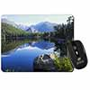 Tranquil Lake Computer Mouse Mat Christmas Gift Idea