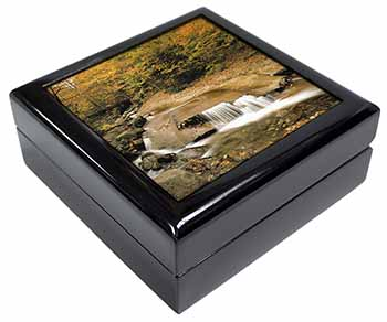 Autumn Waterfall Keepsake/Jewel Box Birthday Gift Idea
