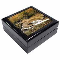 Autumn Waterfall Keepsake/Jewellery Box Birthday Gift Idea