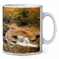 Autumn Waterfall Coffee/Tea Mug Gift Idea