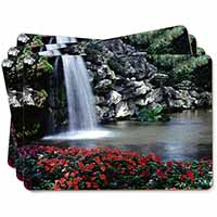 Tranquil Waterfall Picture Placemats in Gift Box