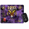 Aries Astrology Star Sign Birthday Gift Computer Mouse Mat Christmas Gift Idea