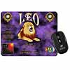 Leo Astrology Star Sign Birthday Gift Computer Mouse Mat Christmas Gift Idea