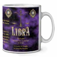Libra Star Sign of the Zodiac Coffee/Tea Mug Gift Idea