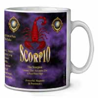 Scorpio Star Sign of the Zodiac Coffee/Tea Mug Gift Idea