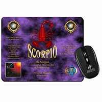 Scorpio Star Sign of the Zodiac Computer Mouse Mat Birthday Gift Idea
