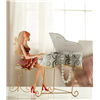 New-Pianist Jewellery Organiser Jewelry Piano Stand Girly Gift A23393