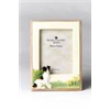 Jack Russell Terrier Dog Photo Frame by Border Fine Arts
